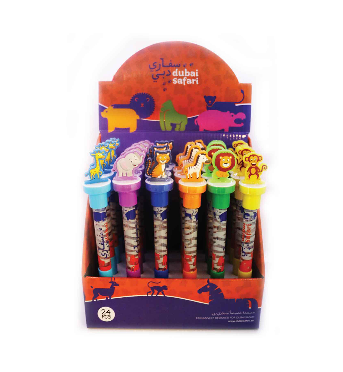 3 IN 1 PEN Bubble With Stamp