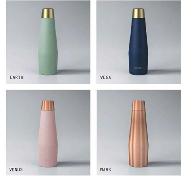 INSULATED PROOF BOTTLE