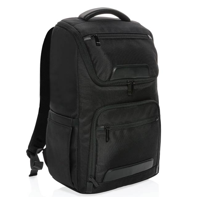 BPSN 795 CASTILE UV C Sterilization Backpack in Anti microbial RPET Fabric