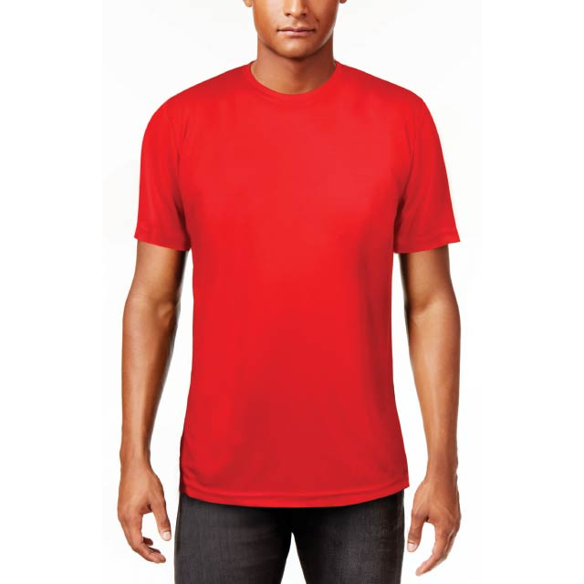 SALAMA Red Small Giftology SALAMA Roundneck T shirt Anti microbial Small Red