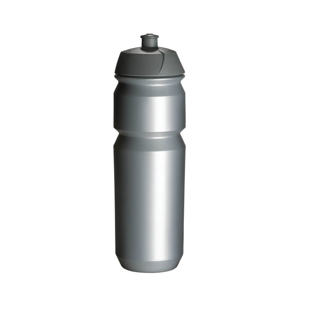 WB 003 Silver Tacx ECO Friendly Biodegradable Water Bottle 750 CC